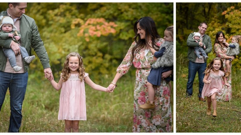 In the Mountains with the Nelson Family | Salt Lake City & Denver Family Photographer