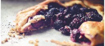 In the Kitchen | Blueberry Marscapone Galette