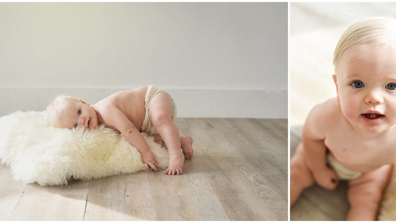 One Year Old Photo Shoot | Salt Lake City & Denver Photographer