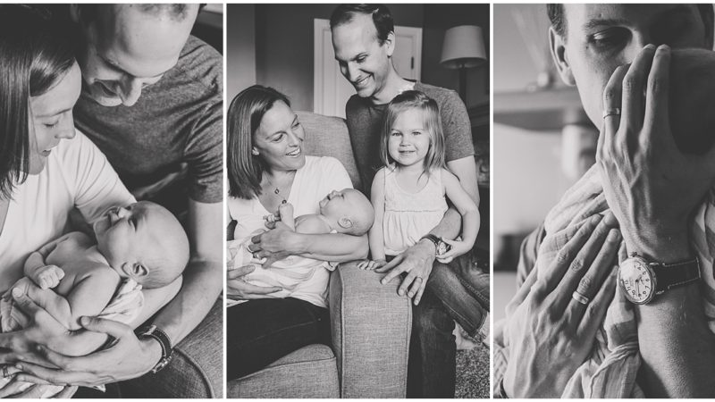 Family Lifestyle Home Photo Shoot | Salt Lake City & Denver Newborn Photographer