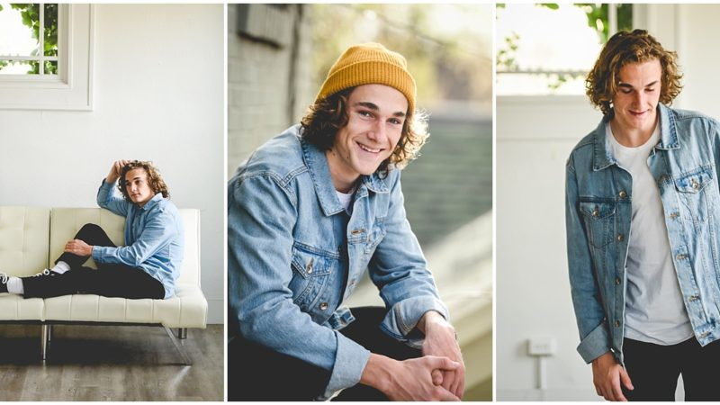 High School Senior Photo Shoot | Salt Lake City & Denver Photographer