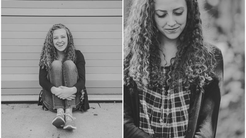 Brighton High School Senior | Utah & Colorado Photographer