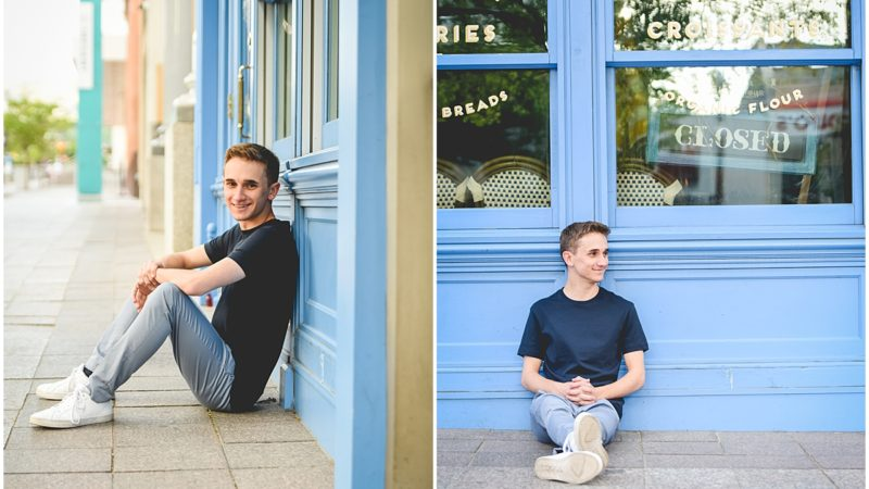 High School Boy Senior | Salt Lake City & Denver Photographer