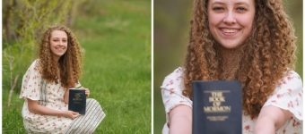 Emma | LDS Missionary Photo Session