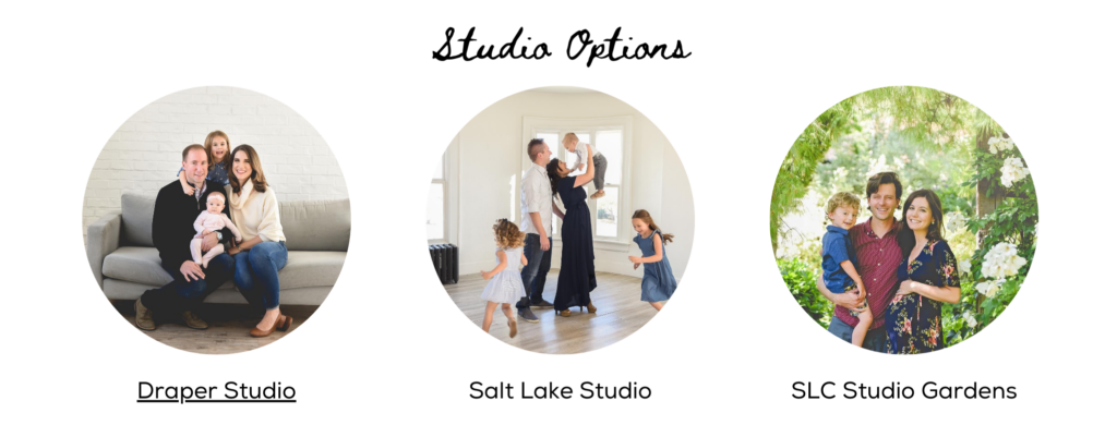 Peak Photo Studio Salt Lake City and Denver Family Photographer