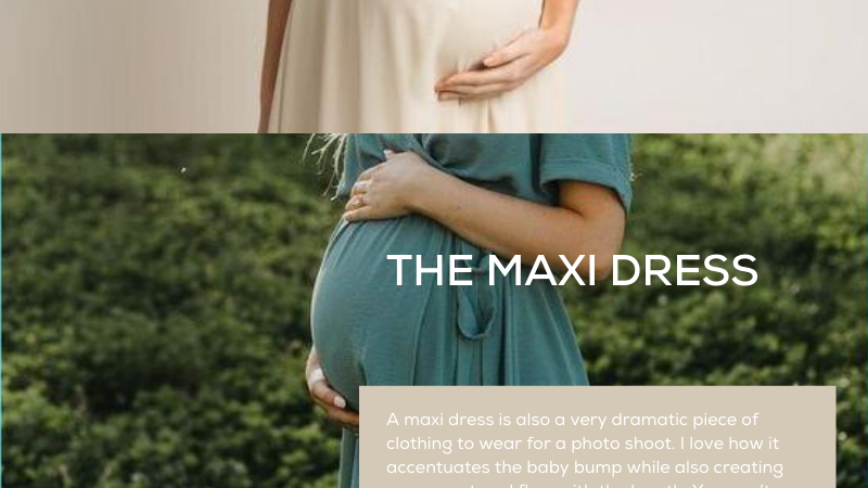 Tips on What to Wear for your Maternity Photoshoot