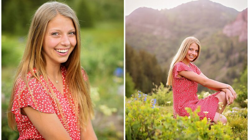 Anna | High School Senior Portaits